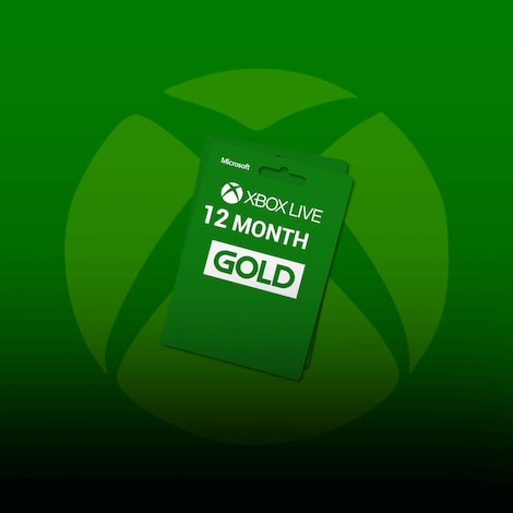 Xbox Live GOLD Subscription Card XBOX LIVE GLOBAL 12 Months - screenshot - 2