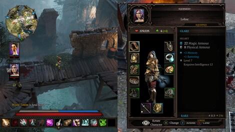Divinity: Original Sin 2 Steam Key GLOBAL - gameplay - 12