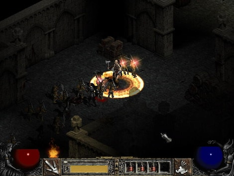 Diablo 2 Blizzard Key PC GLOBAL - G2A.COM