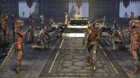 The Elder Scrolls Online: Tamriel Unlimited The Elder Scrolls Online Key GLOBAL - gameplay - 7