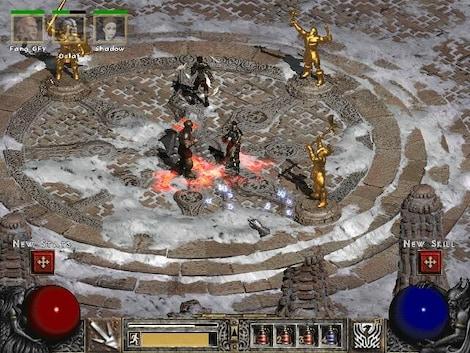 diablo 2 hd remake gameplay