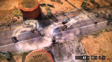 Death Rally Steam Key GLOBAL - gameplay - 8