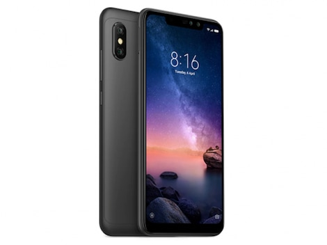 Xiaomi Redmi Note 6 Pro black, 3/32GB  MZB6887EU