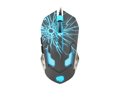 GAMING OPTICAL MOUSE FURY GLADIATOR 3200DPI ILLUMINATED