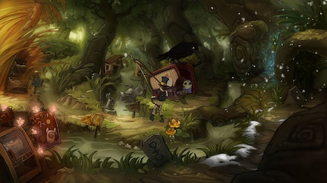 The Night of the Rabbit Steam Key GLOBAL