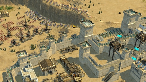 Stronghold Crusader 2 Steam Key GLOBAL - gameplay - 23