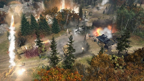 Company of Heroes 2 - The Western Front Armies Key Steam GLOBAL - screenshot - 4