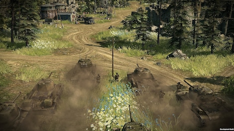 Blitzkrieg 3 Standard Edition Steam Key GLOBAL - gameplay - 2