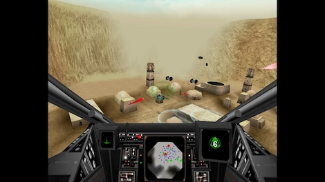 STAR WARS: Rogue Squadron 3D Steam Key GLOBAL - gameplay - 4