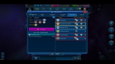 Astro Lords: Oort Cloud - Tactical Builder GLOBAL Key - screenshot - 5