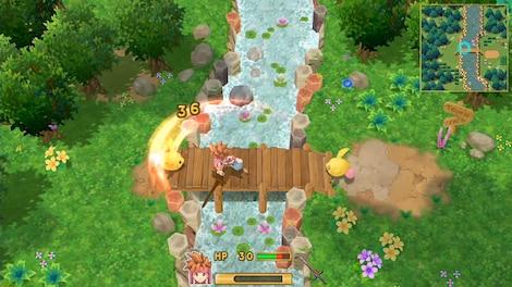 Secret of Mana Steam Key GLOBAL - gameplay - 4