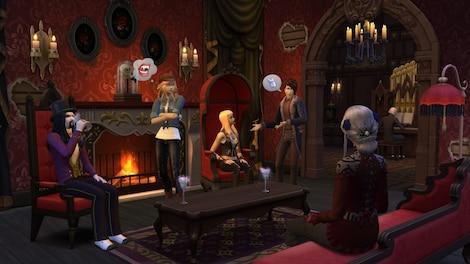 The Sims 4 Vampires Key Origin GLOBAL - screenshot - 1