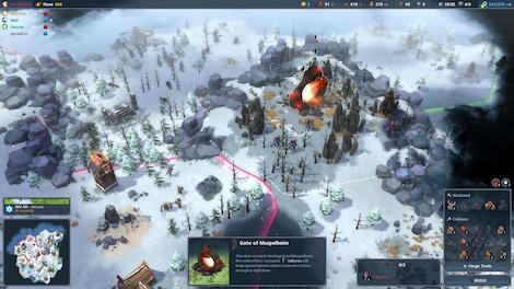 Northgard Steam Key GLOBAL - rozgrywka - 3