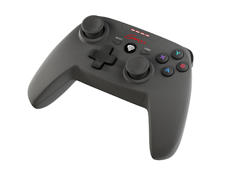 WIRELESS GAMEPAD GENESIS PV58 (FOR PS3/PC)