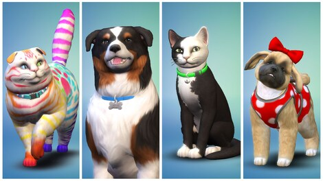 The Sims 4: Cats & Dogs Key Origin PC GLOBAL - screenshot - 2