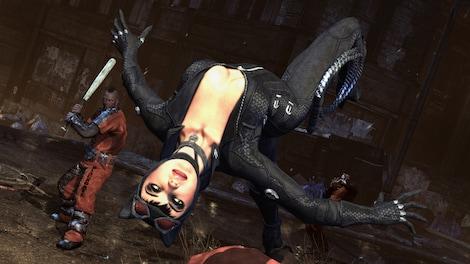 Batman: Arkham City GOTY Edition Steam Key GLOBAL - jugabilidad- 7