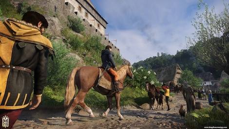 Kingdom Come: Deliverance Steam Key PC EUROPE - gameplay - 12