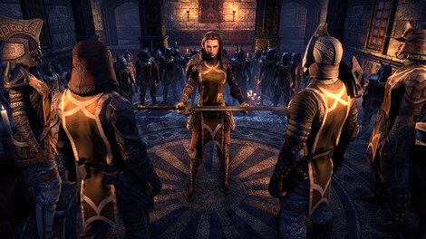 The Elder Scrolls Online: Tamriel Unlimited PSN Key PS4 NORTH