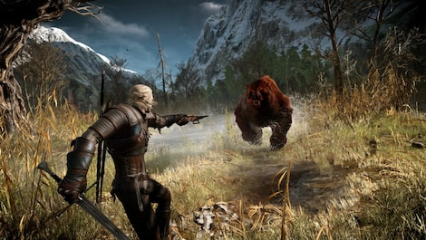 The Witcher 3: Wild Hunt GOTY Edition GOG.COM Key GLOBAL - gameplay - 14