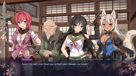 Sakura Spirit Steam Key GLOBAL - gameplay - 5