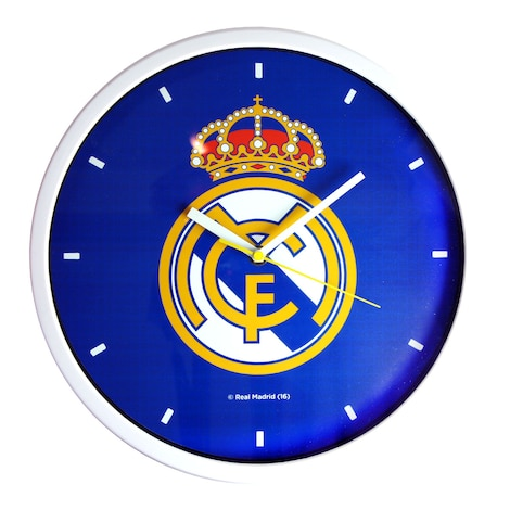 Real Madrid C.F. Wall Clock BL-rmcfwc02