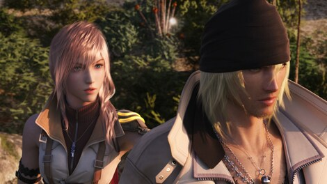 FINAL FANTASY XIII & XIII-2 BUNDLE Steam Key GLOBAL - gameplay - 5