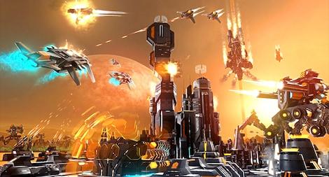 Etherium Steam Key GLOBAL - gameplay - 2