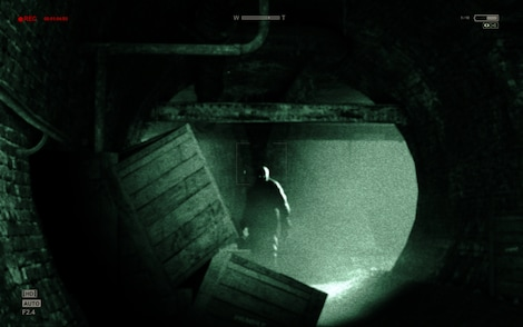 Outlast Steam Key GLOBAL - gameplay - 9