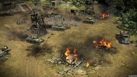 Blitzkrieg 3 Standard Edition Steam Key GLOBAL - gameplay - 4