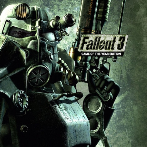 Fallout 3 - Game of the Year Edition Steam Key GLOBAL - gameplay - 23