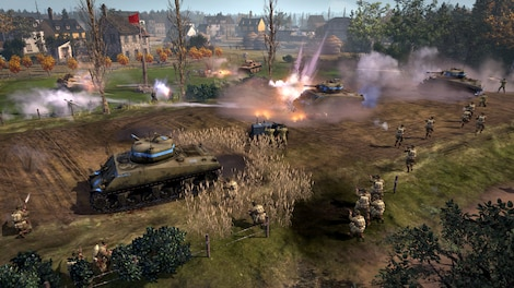 Company of Heroes 2 - The Western Front Armies Key Steam GLOBAL - screenshot - 10