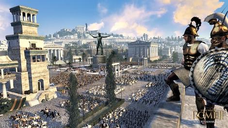 Total War: ROME II - Emperor Edition + 4 DLCs Steam Key GLOBAL - rozgrywka - 15