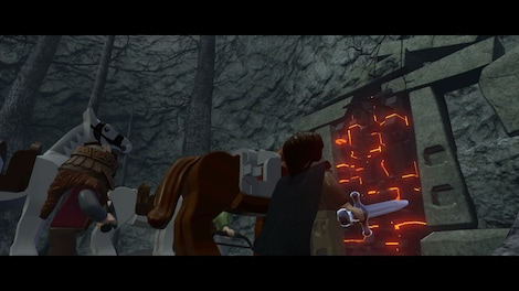 LEGO Lord of the Rings Steam Key GLOBAL - gameplay - 4