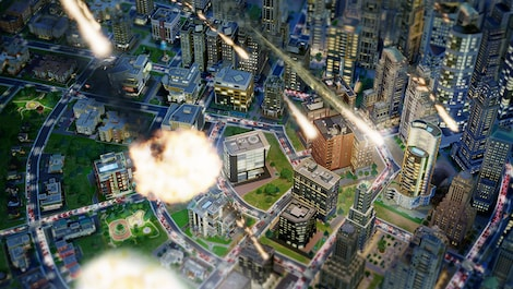 SimCity Standard Edition Origin Key GLOBAL - gameplay - 2