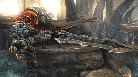 Darksiders Franchise Pack Steam Key GLOBAL - gameplay - 10