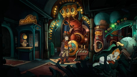 Deponia Trilogy Steam Key GLOBAL - gameplay - 13