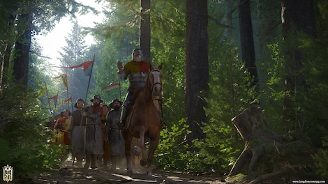 Kingdom Come: Deliverance Steam Key PC EUROPE - gameplay - 4