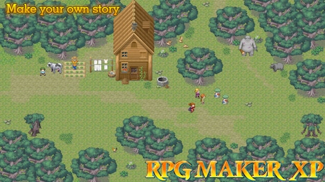 RPG Maker XP Steam Key GLOBAL - screenshot - 5