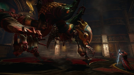 Castlevania: Lords of Shadow 2 Digital Bundle Steam Key GLOBAL - rozgrywka - 11
