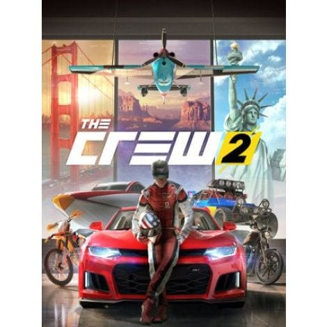 The Crew 2 Gold Edition Uplay Key ASIA