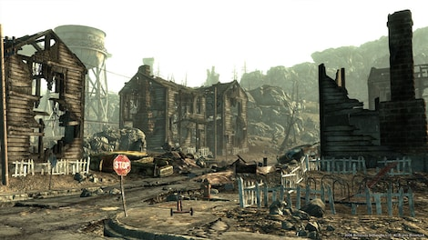 Fallout 3 XBOX LIVE Key XBOX ONE NORTH AMERICA - gameplay - 12