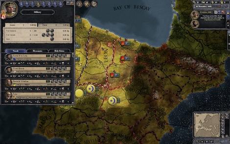Crusader Kings II Steam Key GLOBAL - gameplay - 21