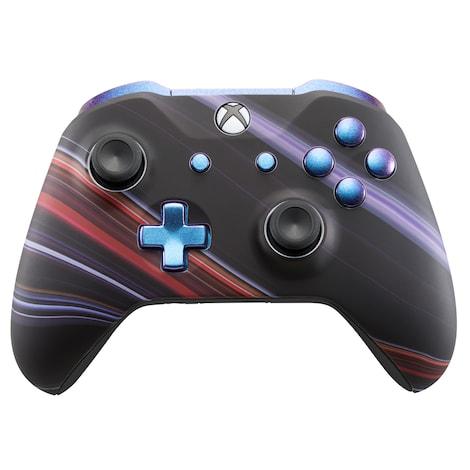 Xbox One Controller - Dark Energy
