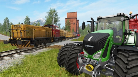 Farming Simulator 17 GIANTS Key GLOBAL - gameplay - 2