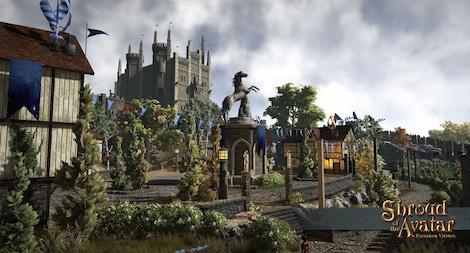 Shroud of the Avatar: Forsaken Virtues Steam Key GLOBAL - gameplay - 3