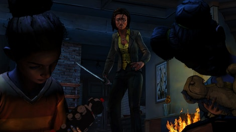 The Walking Dead: Michonne - A Telltale Miniseries Telltale Games Key GLOBAL - gameplay - 7