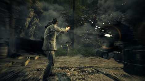Alan Wake Collector's Edition Steam Key GLOBAL - rozgrywka - 5