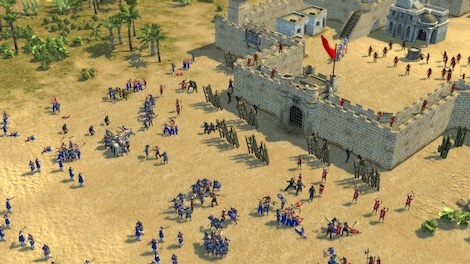 Stronghold Crusader 2 Steam Key GLOBAL - gameplay - 27