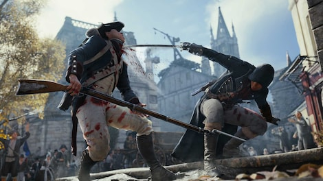 Assassin's Creed Unity XBOX LIVE Key GLOBAL - gameplay - 5