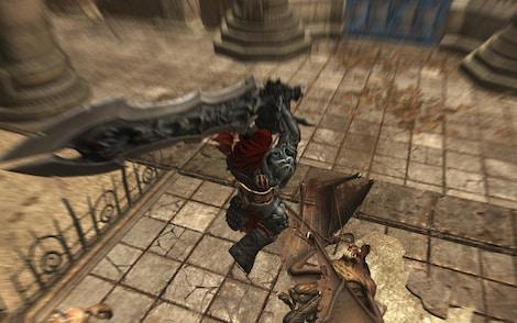 Darksiders Warmastered Edition Steam Key GLOBAL - gameplay - 4